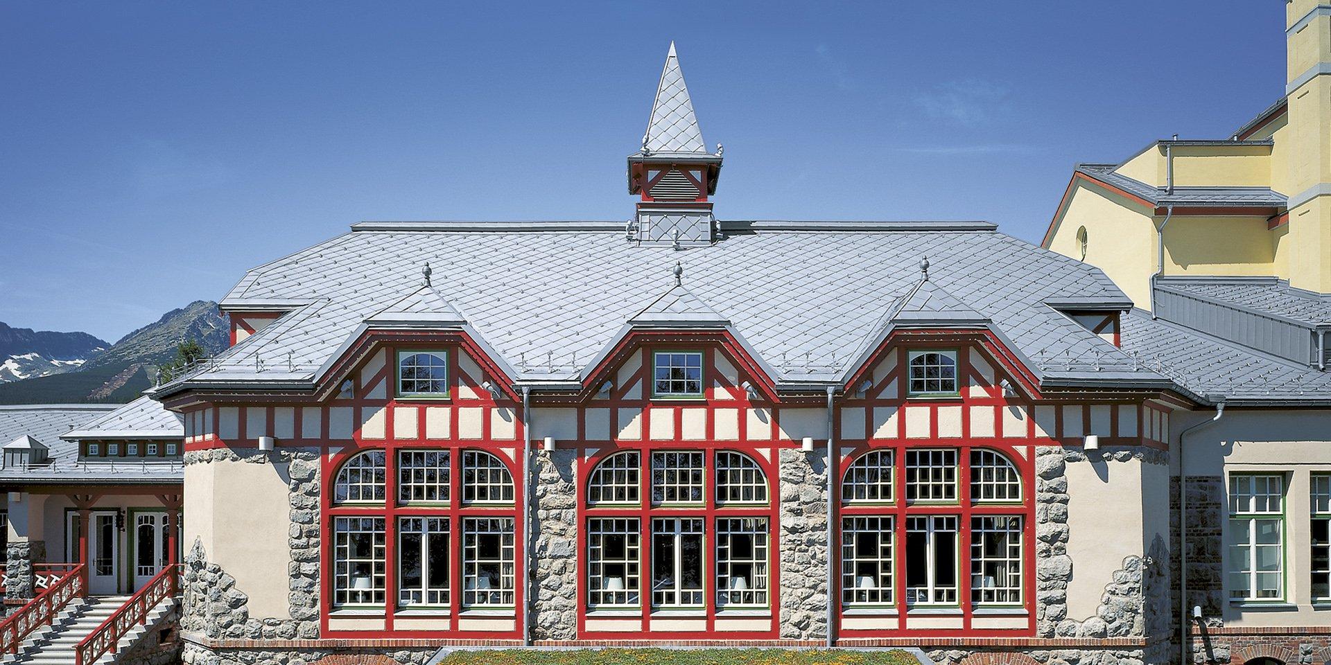 Grand Hotel Kempinski High Tatras Strbske Pleso Kjg A S
